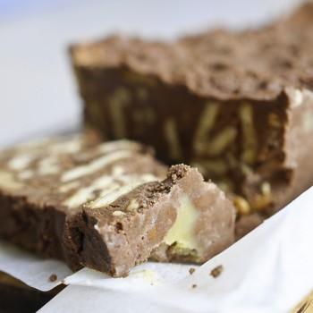 Blok czekoladowy - przysmak PRL-u