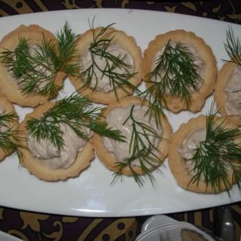 babeczki z tuńczykiem