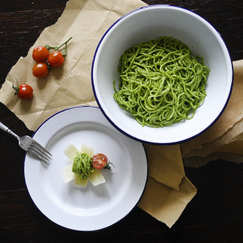 Pesto ze świeżej bazylii