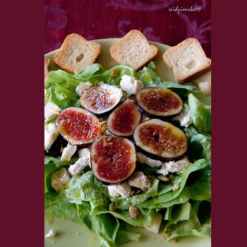 Wrzaca kuchnia sałatka