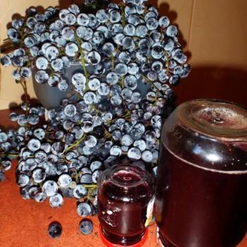 winogronowa konfitura
