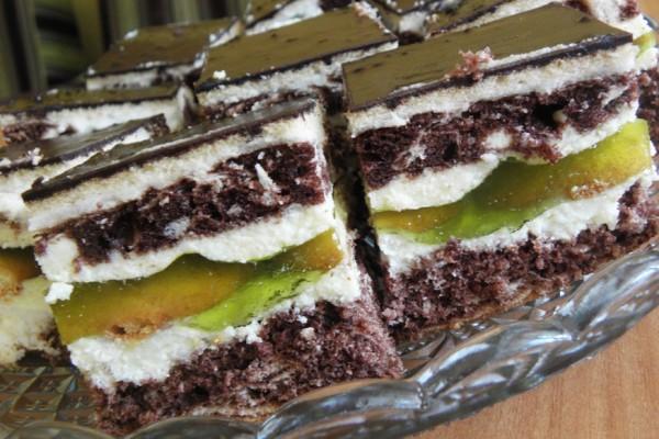 Ciasto Oczy Carycy