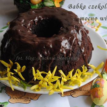 babka czekoladowa 4