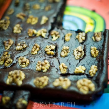 brownie jaglane