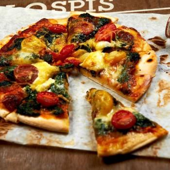 Domowa pizza z TABASCO