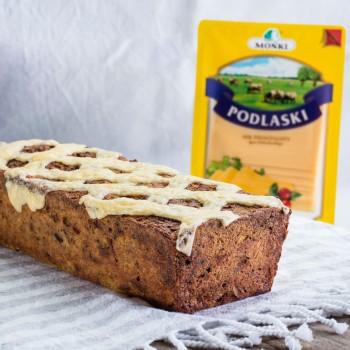 Podlaska babka ziemniaczana z serem żółtym Fot. MSM Mońki