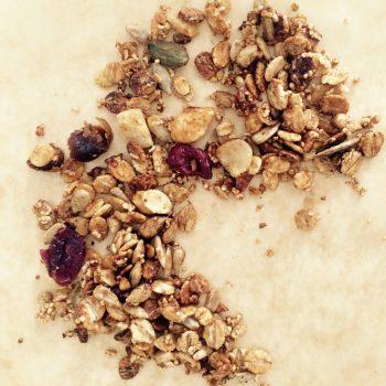 amerykańska granola błyskawiczna