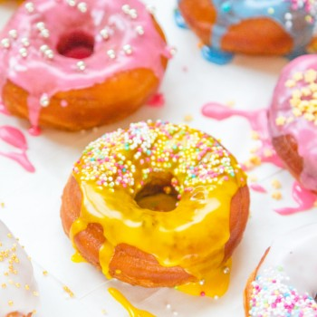 Krispy Kreme American Donuts
