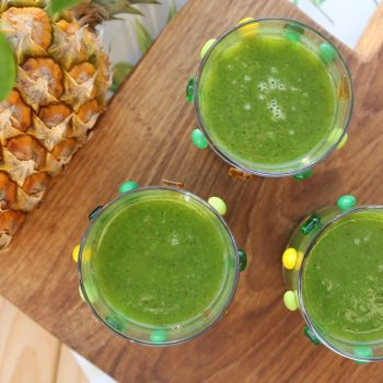 zielony koktajl dla dzieci1