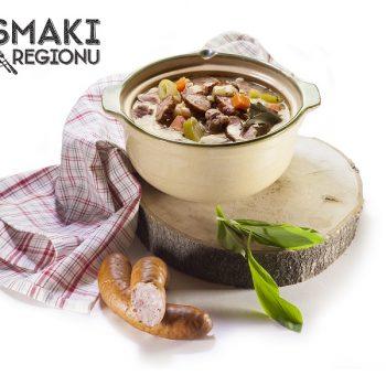 Zupa drwali z Kiełbasą z czosnkiem niedźwiedzim_rozmiar