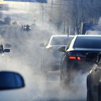 Smog i zanieczyszczenia powietrza