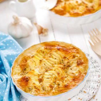 52694356 - potato gratin
