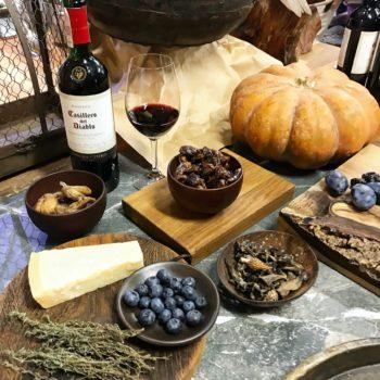Jedzenie i wino, połączenie idealne