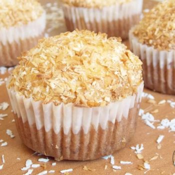 Muffiny-kokosowe