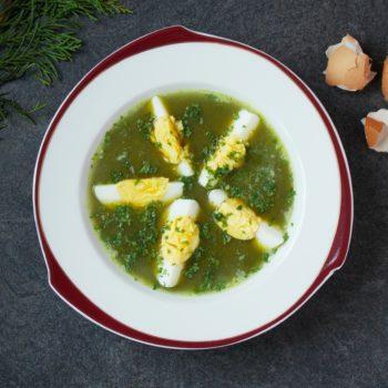 Zupa-szczawiowa
