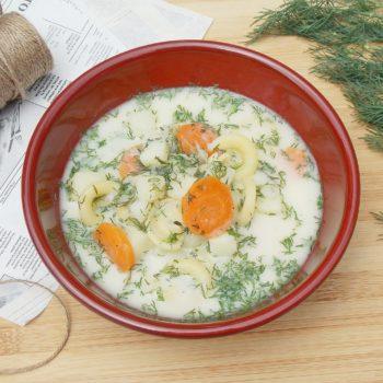 Zupa-koperkowa