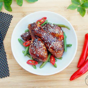 Kurczak-w-słodko-pikantnej-glazurze-z-orientalną-nutą