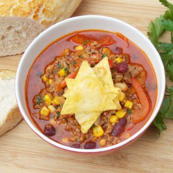 Zupa-meksykańska