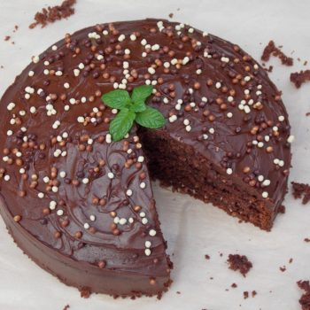 Ciasto-czekoladowo-kokosowe